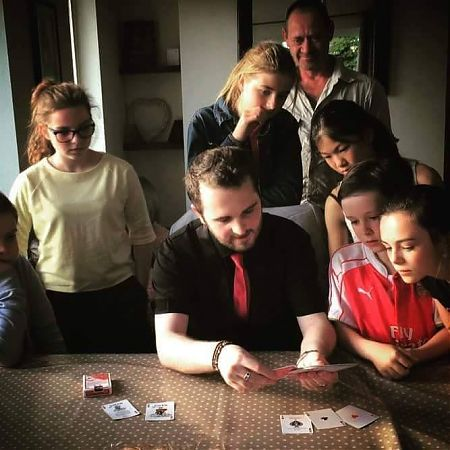 First Communion Magician Cork Bookings 2017