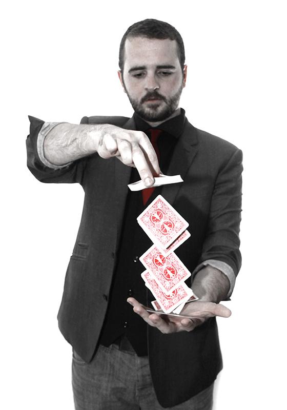 Corporate Magician & Mentalist