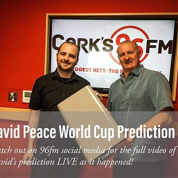 David Peace Predicts the World Cup