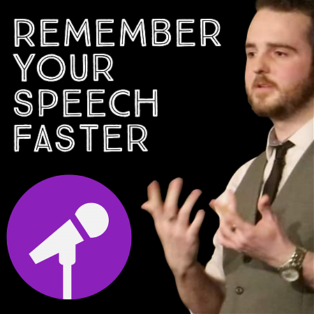 Remember Your Speech Faster